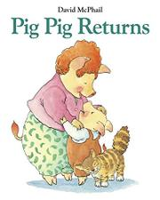 Book Cover for PIG PIG RETURNS