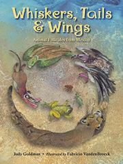WHISKERS, TAILS & WINGS by Judy Goldman