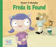 Book Cover for FREDA IS FOUND