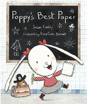 POPPY'S BEST PAPER by Susan Eaddy