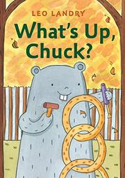 WHAT'S UP, CHUCK? by Leo Landry