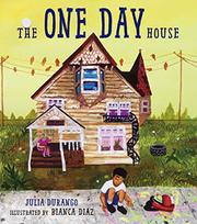 THE ONE DAY HOUSE by Julia Durango