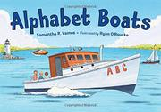 ALPHABET BOATS by Samantha R. Vamos