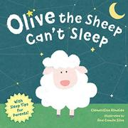 OLIVE THE SHEEP CAN'T SLEEP by Clementina Almeida