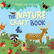 THE NATURE CRAFT BOOK by Clare  Beaton