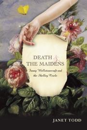 DEATH & THE MAIDENS by Janet Todd