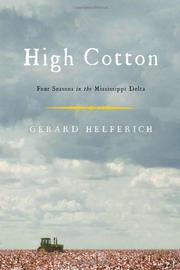 Cover art for HIGH COTTON
