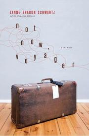 Cover art for NOT NOW, VOYAGER