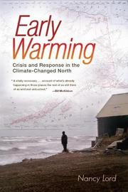 Cover art for EARLY WARMING