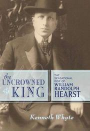 Cover art for THE UNCROWNED KING