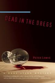 Book Cover for DEAD IN THE DREGS