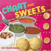CHAAT AND SWEETS by Amy Wilson Sanger