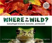 Book Cover for WHERE IN THE WILD?