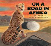 Cover art for ON A ROAD IN AFRICA