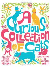 Cover art for A CURIOUS COLLECTION OF CATS
