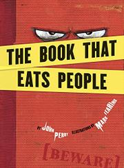 Book Cover for THE BOOK THAT EATS PEOPLE
