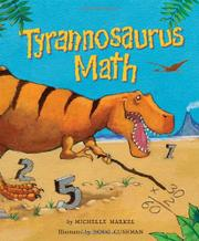 Book Cover for TYRANNOSAURUS MATH
