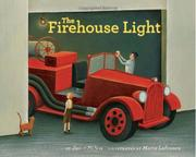 Cover art for THE FIREHOUSE LIGHT