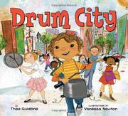 Cover art for DRUM CITY