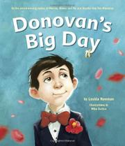 Book Cover for DONOVAN'S BIG DAY