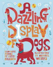 Cover art for A DAZZLING DISPLAY OF DOGS