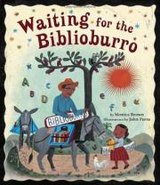 Cover art for WAITING FOR THE BIBLIOBURRO