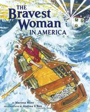 Cover art for THE BRAVEST WOMAN IN AMERICA