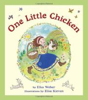 Book Cover for ONE LITTLE CHICKEN