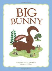 BIG BUNNY by Betseygail Rand