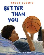 Book Cover for  BETTER THAN YOU