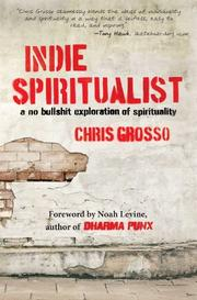 INDIE SPIRITUALIST by Chris Grosso