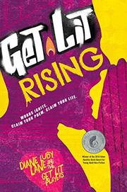 GET LIT RISING by Diane Luby