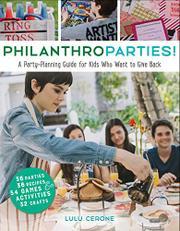 PHILANTHROPARTIES! by Lulu Cerone