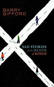 Book Cover for SAD STORIES OF THE DEATH OF KINGS
