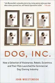 Cover art for DOG, INC.