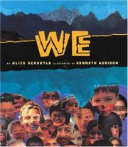 Cover art for WE