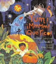 Cover art for YUM! MMMM! ¡QUÉ RICO!