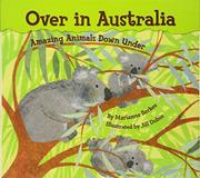 Book Cover for OVER IN AUSTRALIA