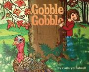 Book Cover for GOBBLE, GOBBLE