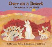 OVER ON A DESERT by Marianne Berkes