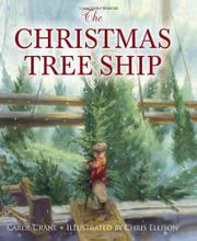 Cover art for THE CHRISTMAS TREE SHIP