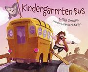 KINDERGARRRTEN BUS by Mike Ornstein