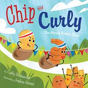 CHIP AND CURLY by Cathy Breisacher