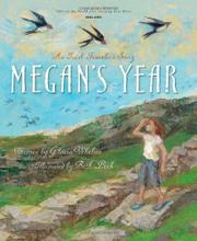 Book Cover for MEGAN'S YEAR