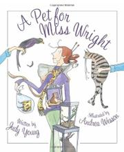 Cover art for A PET FOR MISS WRIGHT