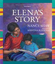 ELENA'S STORY by Nancy Shaw