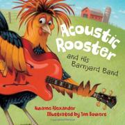 Book Cover for ACOUSTIC ROOSTER AND HIS BARNYARD BAND