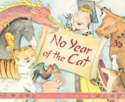 Book Cover for NO YEAR OF THE CAT