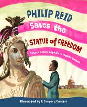 PHILIP REID SAVES THE STATUE OF FREEDOM by Steven Sellers Lapham