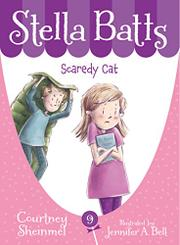 SCAREDY CAT by Courtney Sheinmel